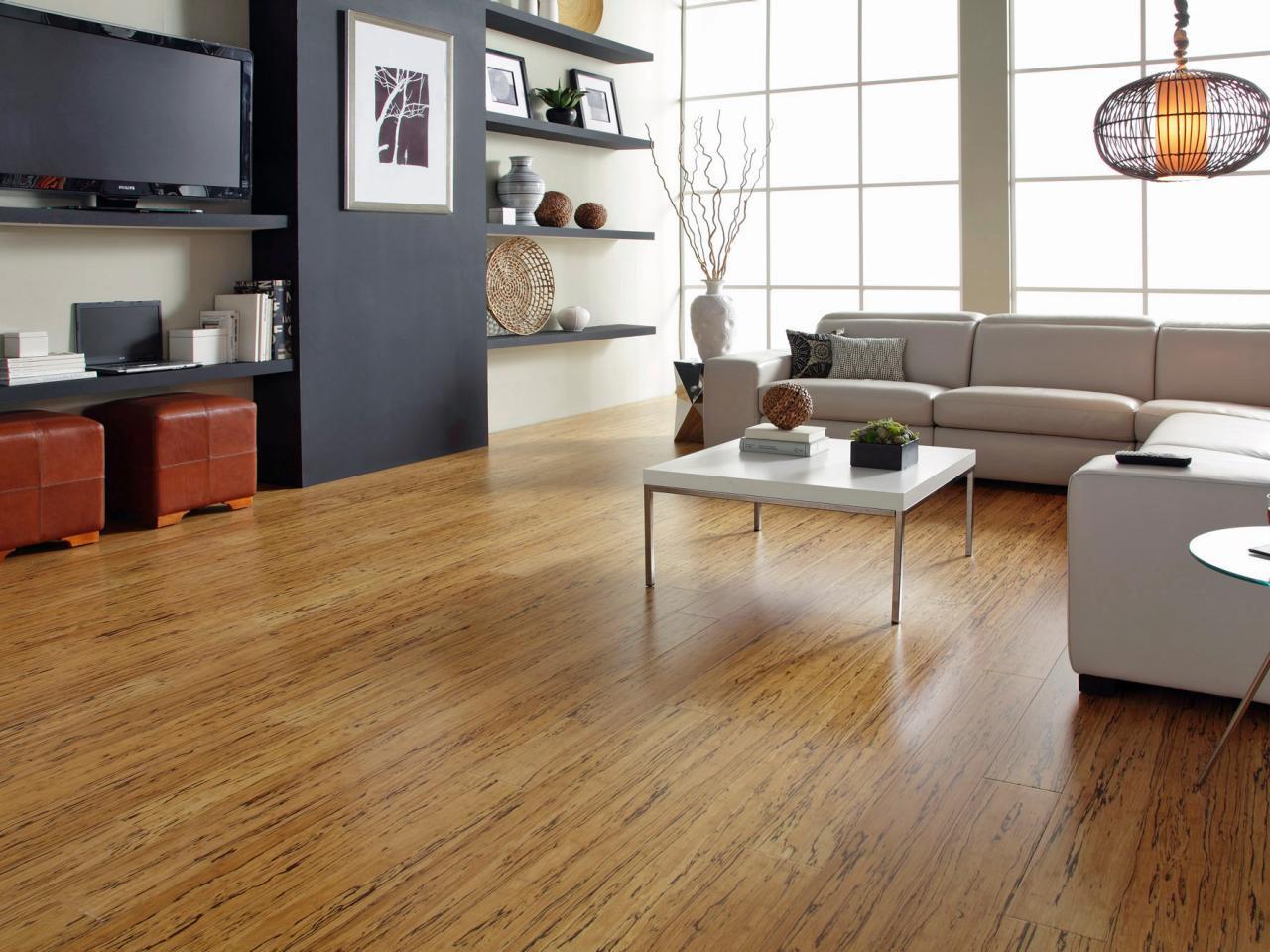 Lving Room Floor