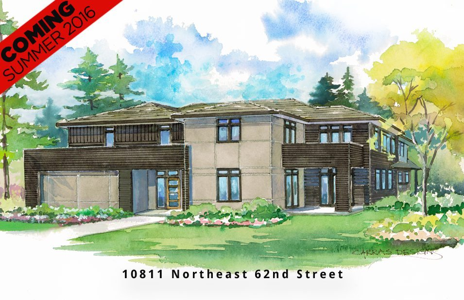 10811 Northeast 62nd Street Coming Soon