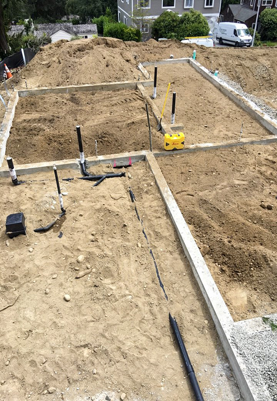 Dalston Place Construction Progress