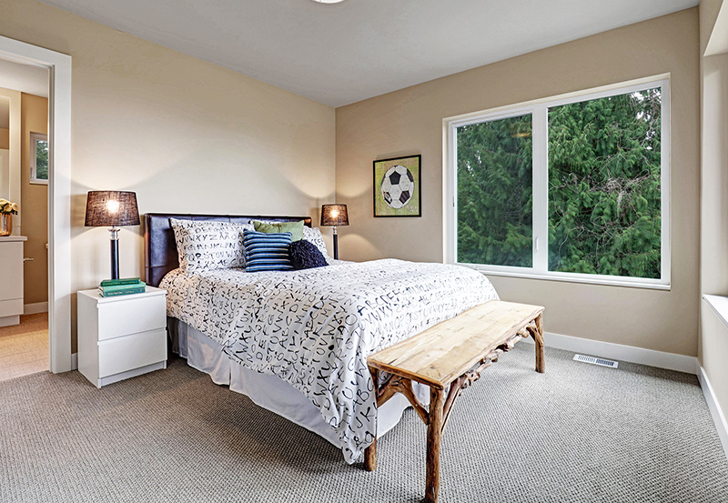 CityVue II Bedroom 3 Ensuite