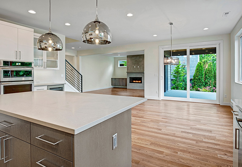 LakeVue II Kitchen-Great Room