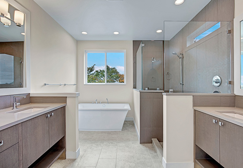 LakeVue II Master Bath