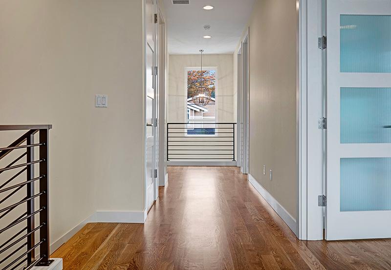 LakeVue II Hallway