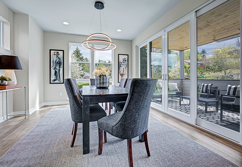 1801 Bancroft Place Dining Room