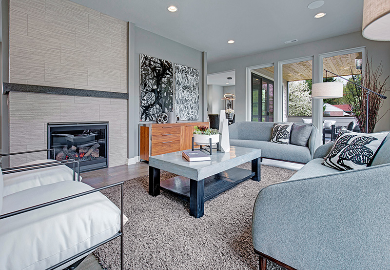 1801 Bancroft Place Great Room