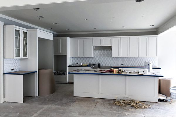 Dalston Place II Kitchen