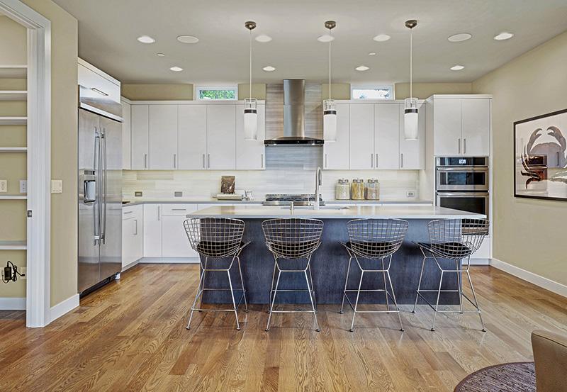 CityVue II Kitchen