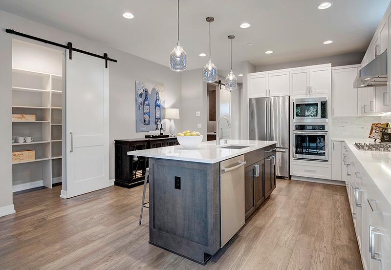 Upton II Kitchen