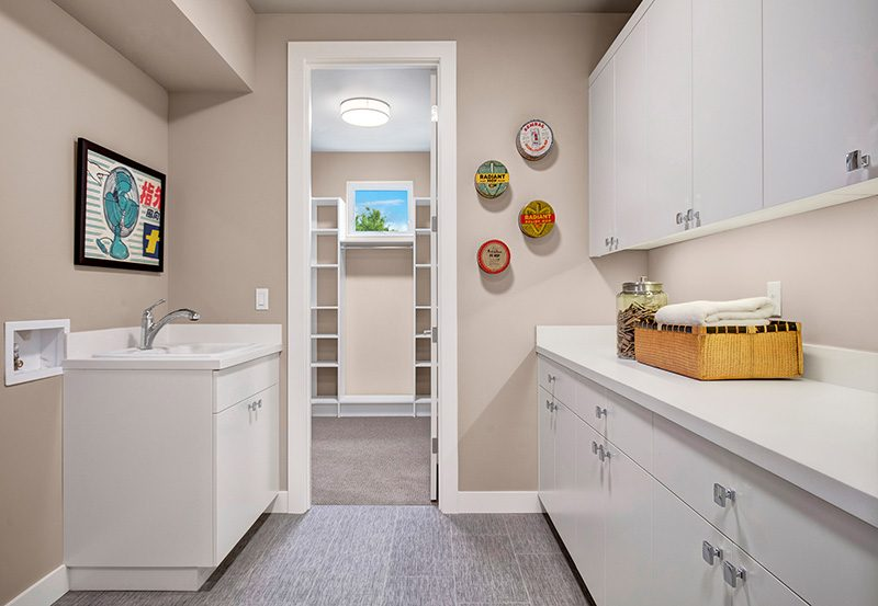 LakeVue I Laundry Room