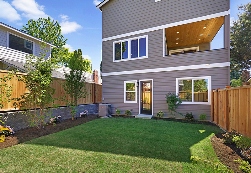 Thornton Backyard