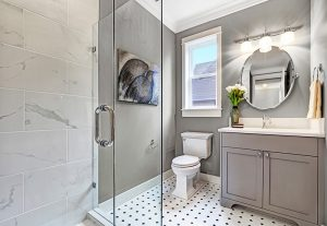 looking for home ideas CBG powder room
