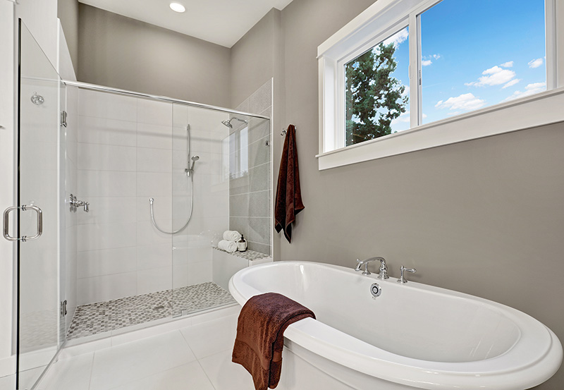 Cambridge Master-Bath