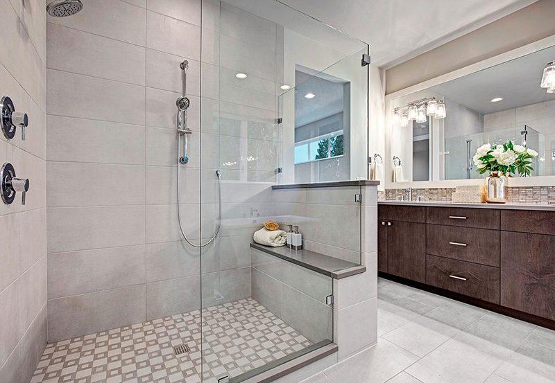Upton I Master Bath