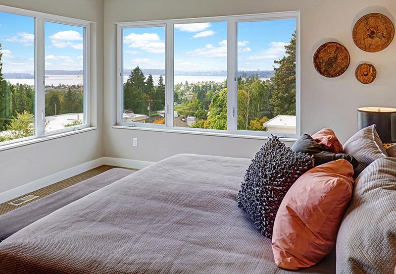CityVue II Master Bedroom