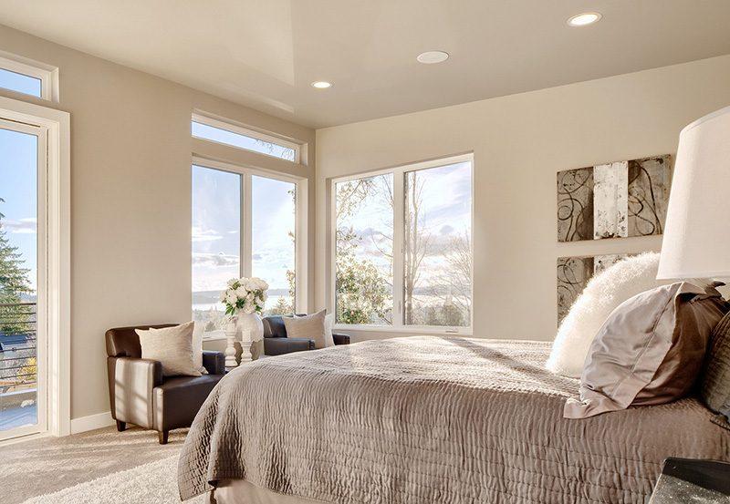 CityVue I Master Bedroom