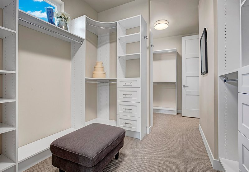 LakeVue I Master Walk-In-Closet