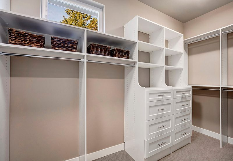 Beauridge Master-Walk in Closet