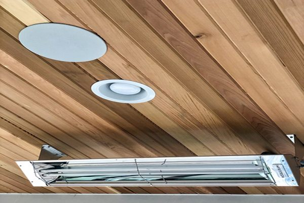 view ridge homes in construction ceiling heater