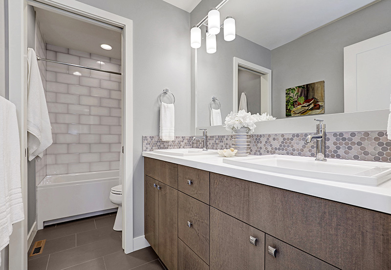 Thornton Upper Bathroom