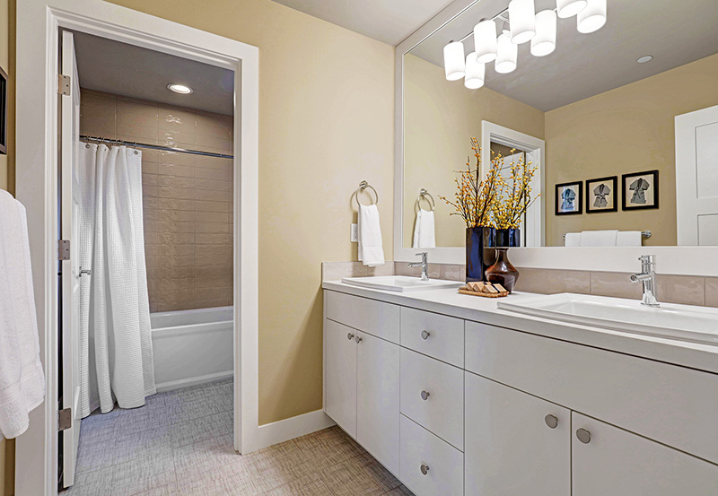 CityVue II Upper-Bathroom