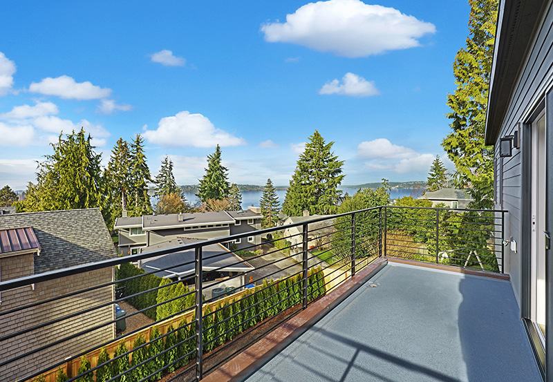 Benton View-Deck