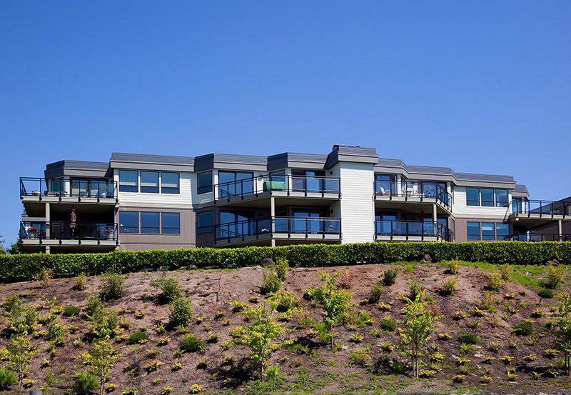 Lake View Manor Back Exterior