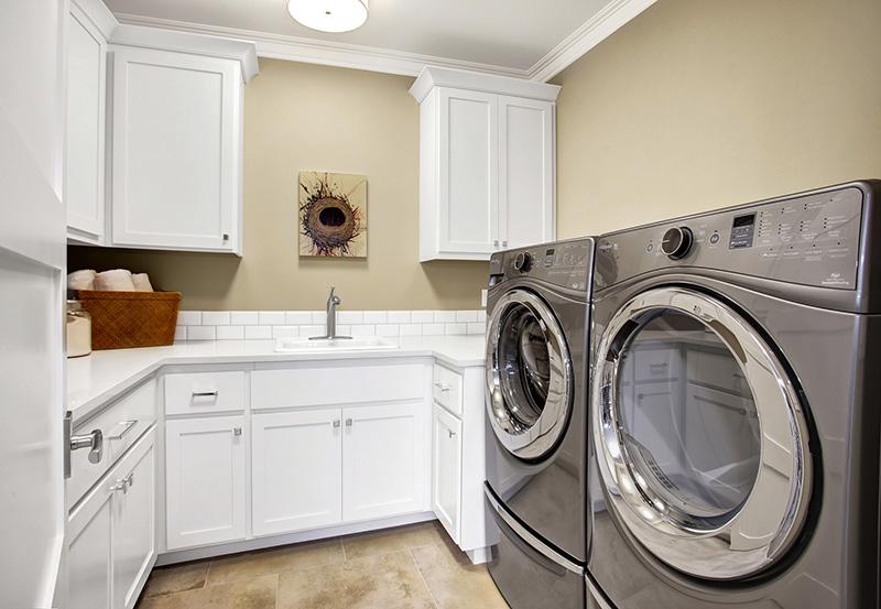 Carlisle laundry-room