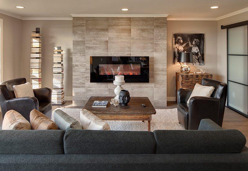 Lake View Manor Living Room