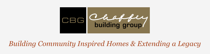 CBG Chaffey Building Group Home Page Logo