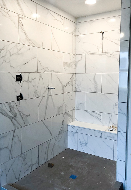 Madrona Holliston Place Master Shower