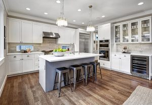 thank you houzz followers kitchen with island