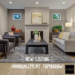 new listing announcement great room