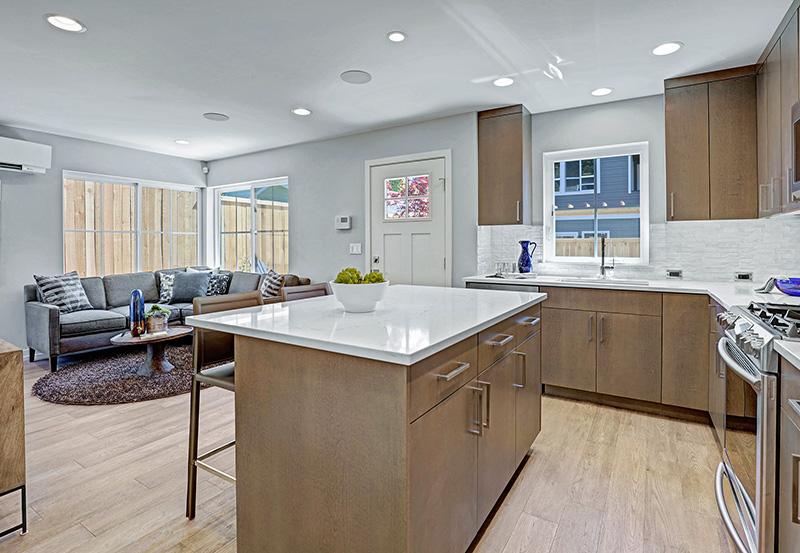 Thornton Cottage Kitchen