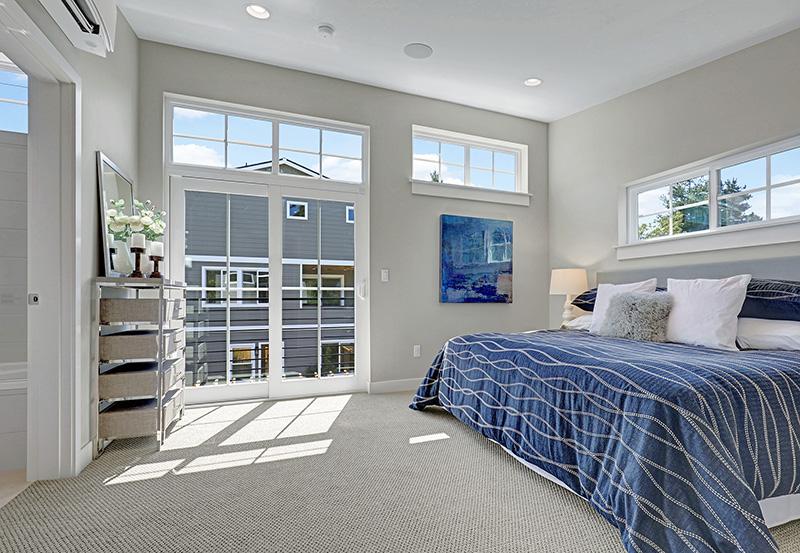 Thornton Cottage Master Bedroom