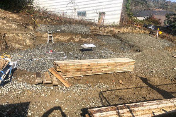 Arbortetum Home Construction Prep